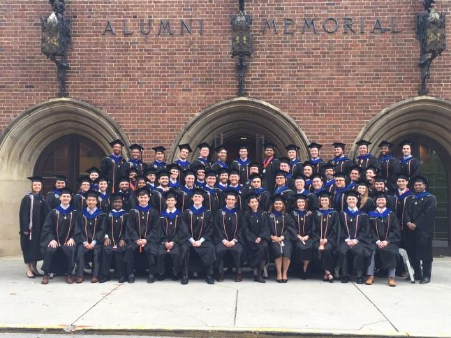 FTMBA Graduation Photo